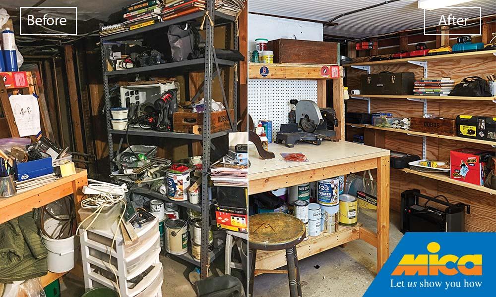 Comment mettre en place une salle de travail propre et bien éclairée