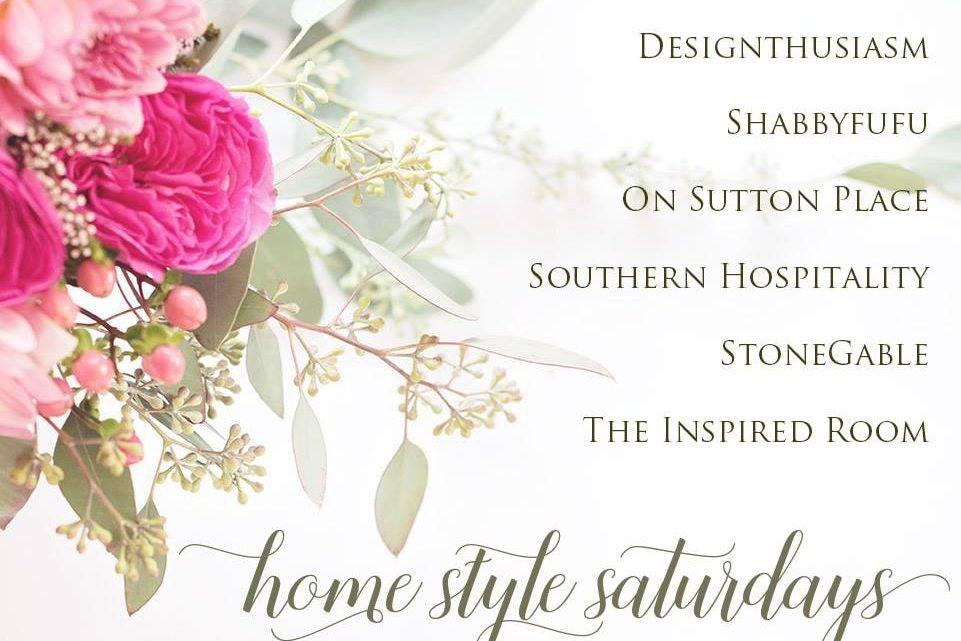 Home Style Saturday 162 – Hospitalité du Sud