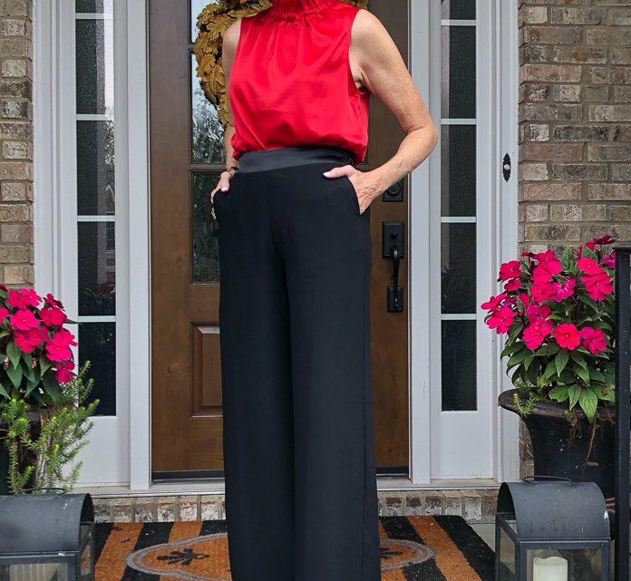 La mode des 50 ans et plus: Gibson Hi Sugarplum Holiday Fashion