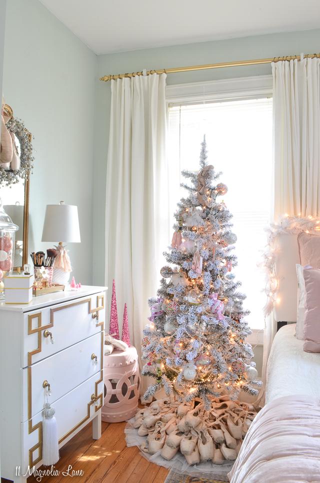 Visite des maisons de vacances 2019 - La chambre Casse-Noisette d'Annabelle