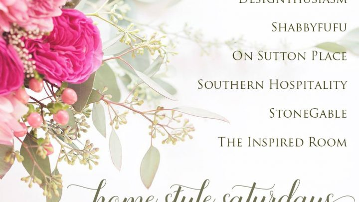 Home Style Saturday 198 – Southern Hospitality