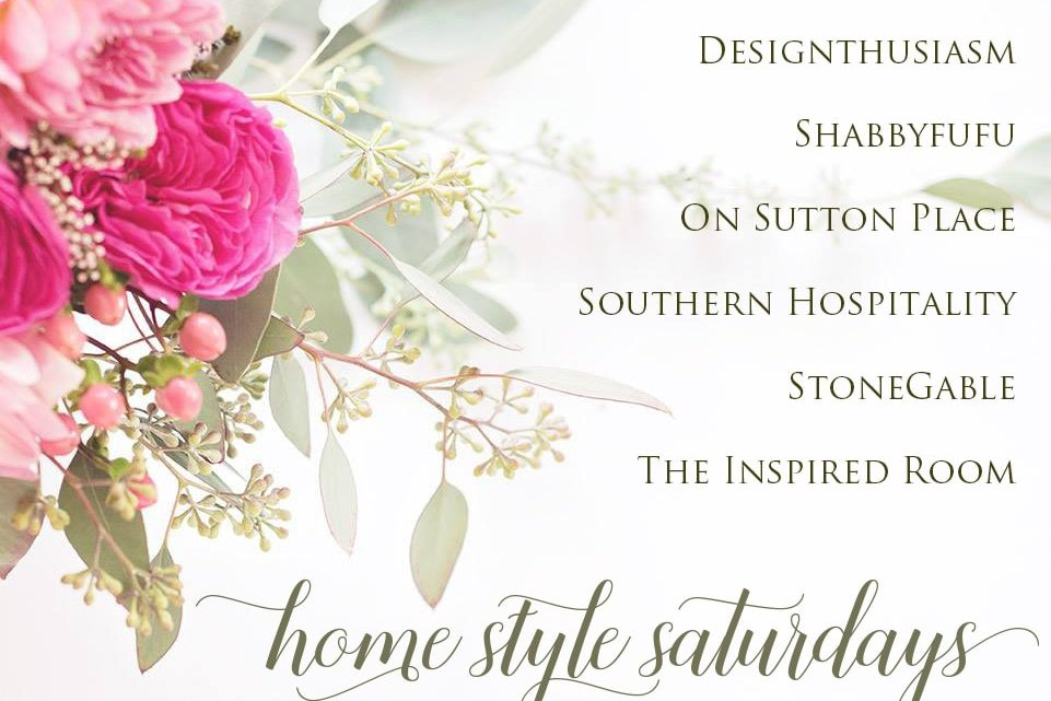 Home Style Saturday 183 – Southern Hospitality