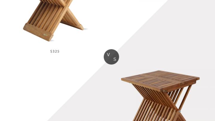 Recherche quotidienne | Design Within Reach Tabouret pliant Fionia