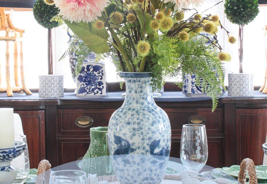 Source d'inspiration pour la table du printemps – Southern Hospitality