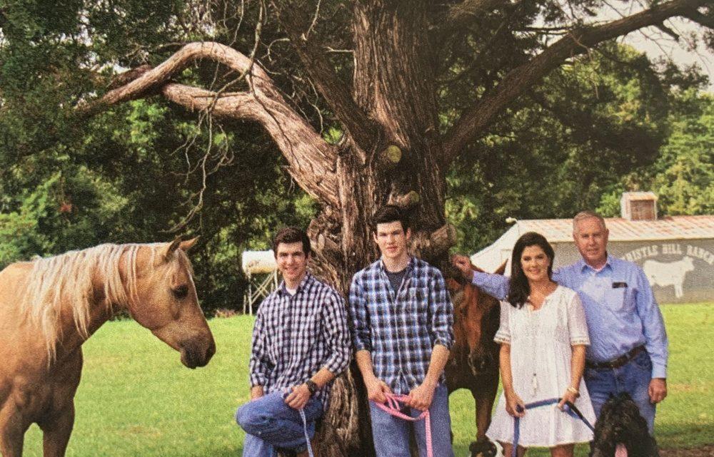Vendredi vedette: Thistle Hill Ranch