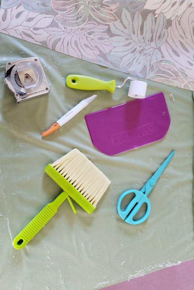 Mettre en place du papier peint avec du papier peint coller! - Brico-guide.com, les tutos bricolage