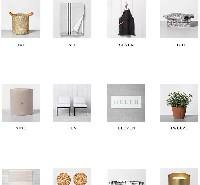Accueil tendances | Foyer et main avec Magnolia