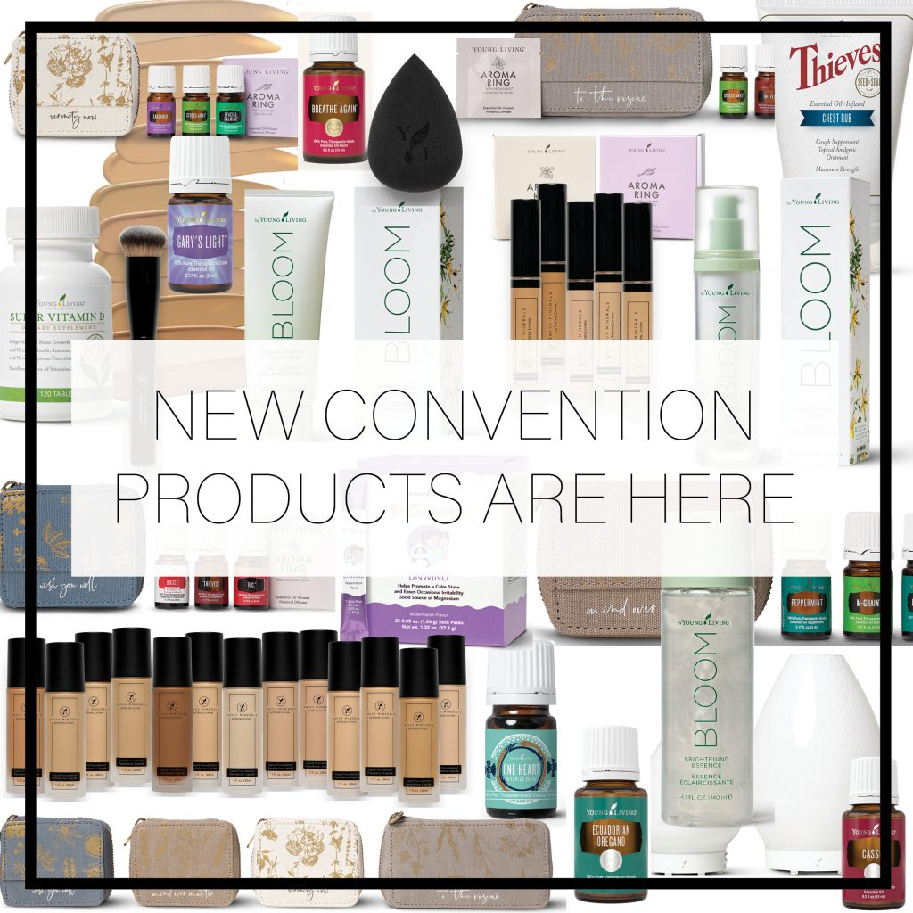 Produits Young Living