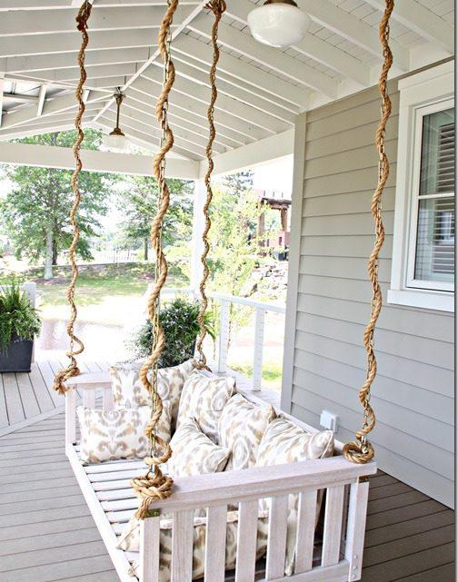Comment ajouter une corde à la chaîne de lit pivotant
