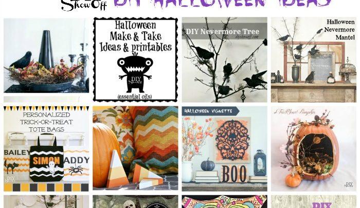 Projets de bricolage amusants pour Halloween – DIY Show Off ™