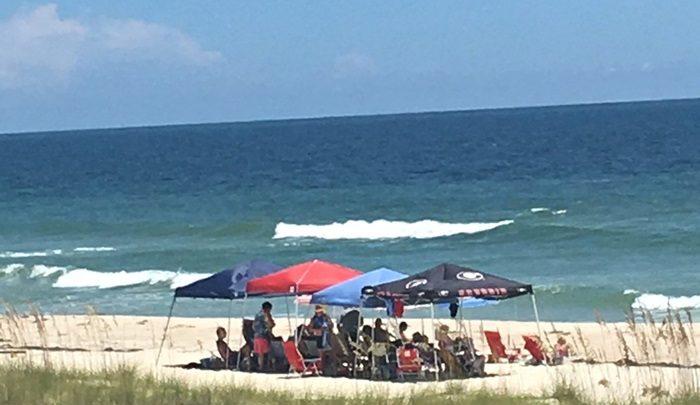 Vacances à l'île Saint-George: 2020 frappe à nouveau
