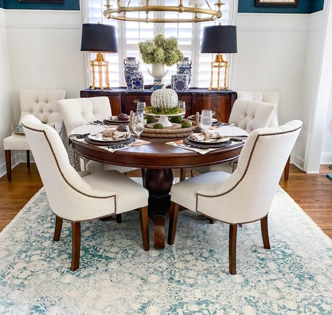 Idées de paysages de table de Thanksgiving – Southern Hospitality