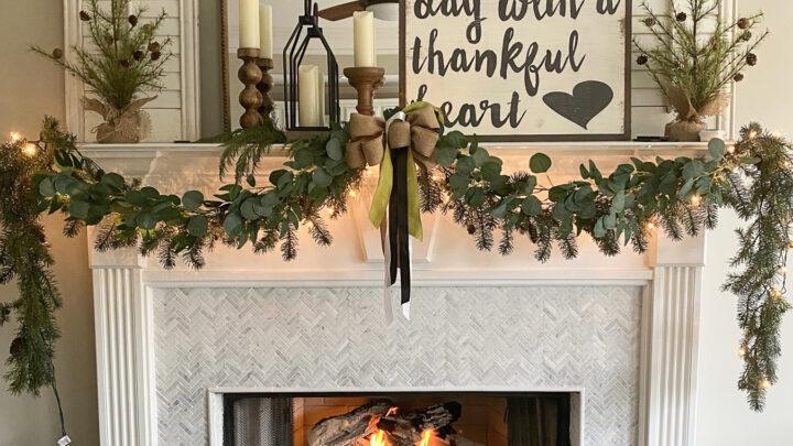 Idées de décoration d'hiver douillettes – Southern Hospitality