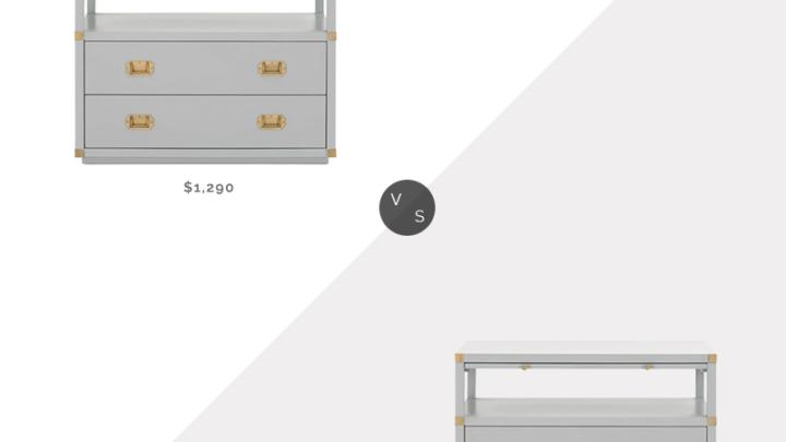 Recherche quotidienne |  Table de chevet à 2 tiroirs Kelan de McGee & Co