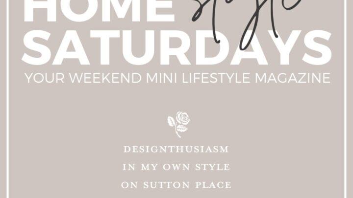 Home Style Saturday 239 – Hospitalité du Sud