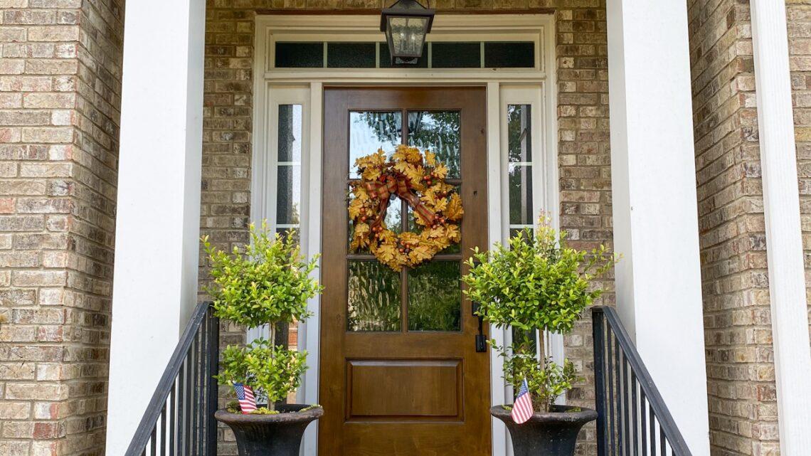 Points forts de mon porche d'automne et de ma tournée d'automne!