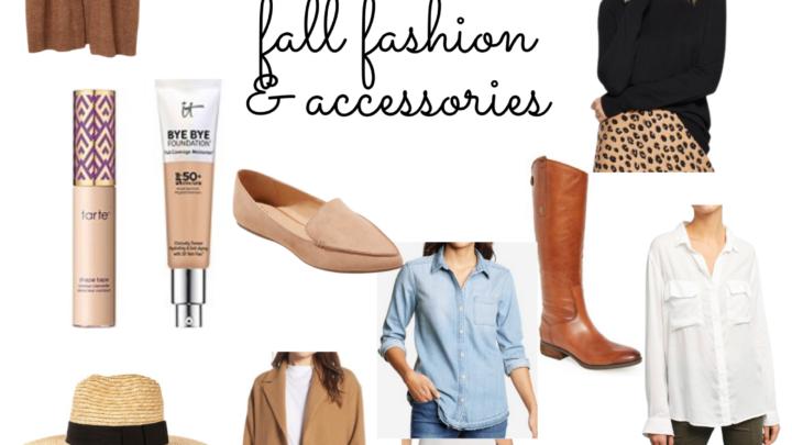 Mode pour les plus de 50ans: mode et accessoires d'automne